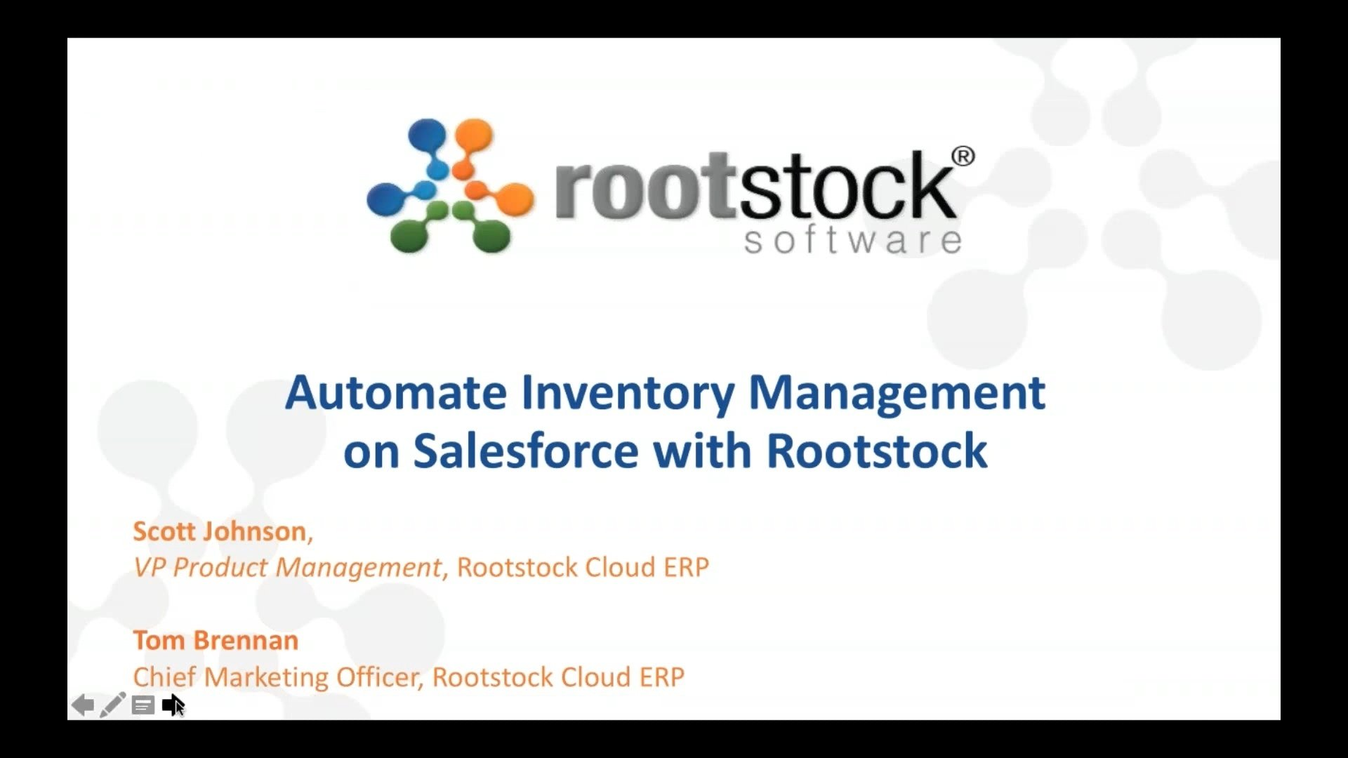 Automate Inventory Management on Salesforce with Rootstock
