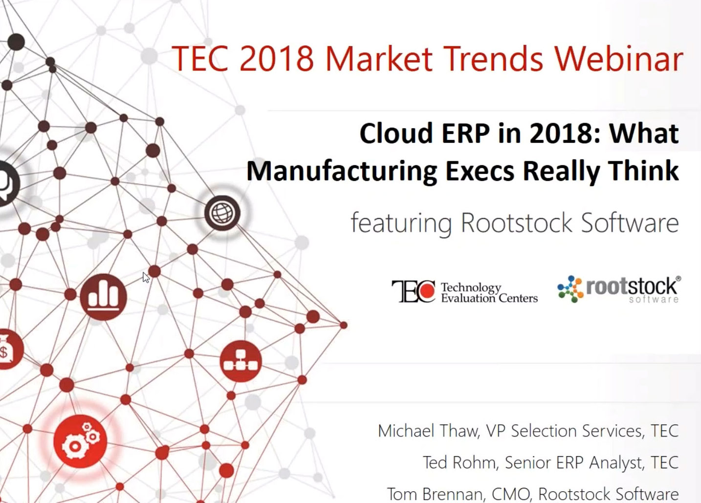 Cloud ERP in 2018: What Manufacturing Execs Really Think