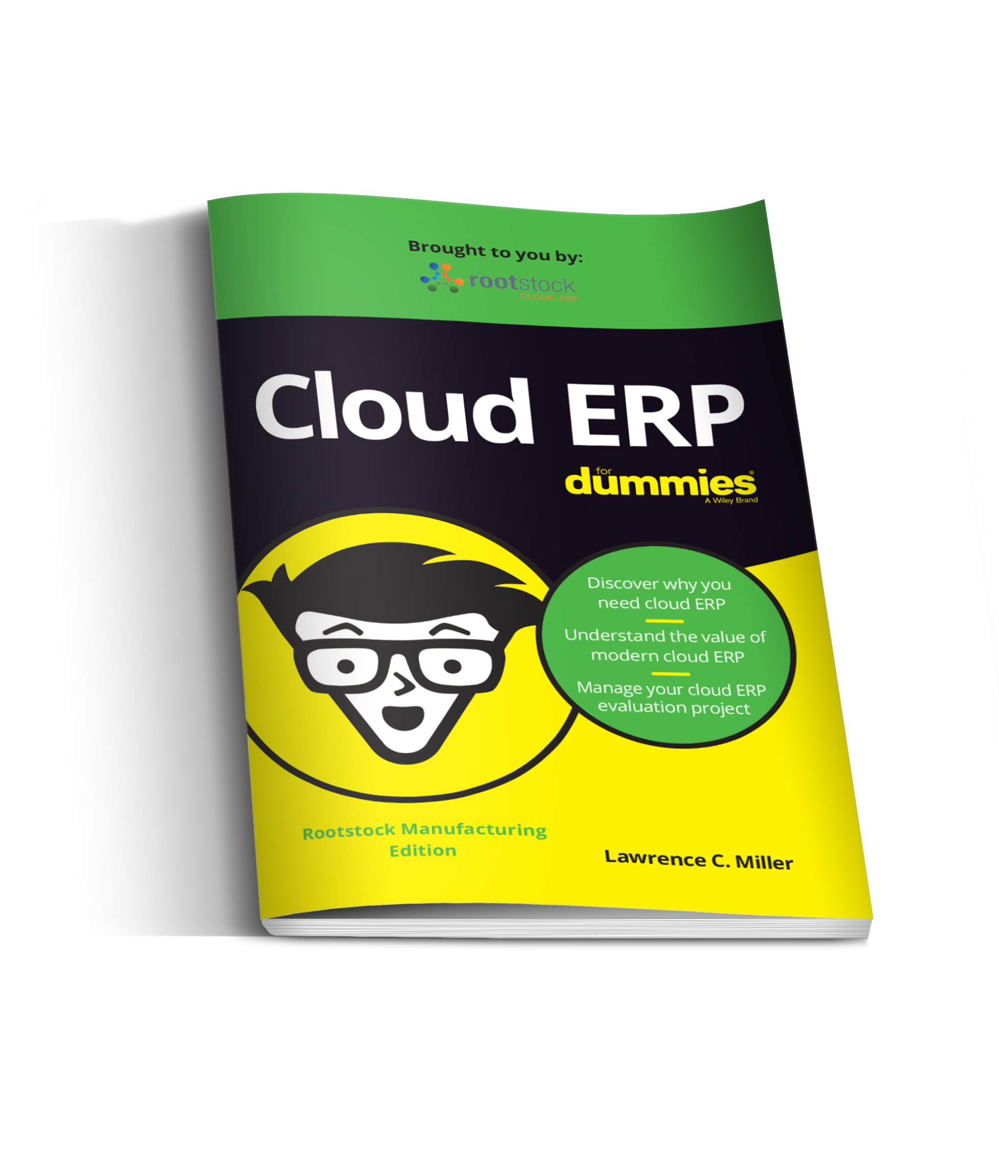 Cloud ERP for Dummies