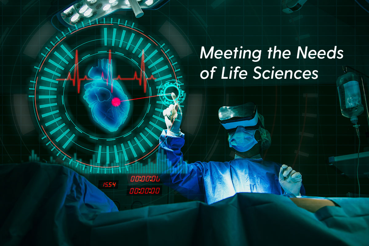 Meeting the Needs of Life Sciences