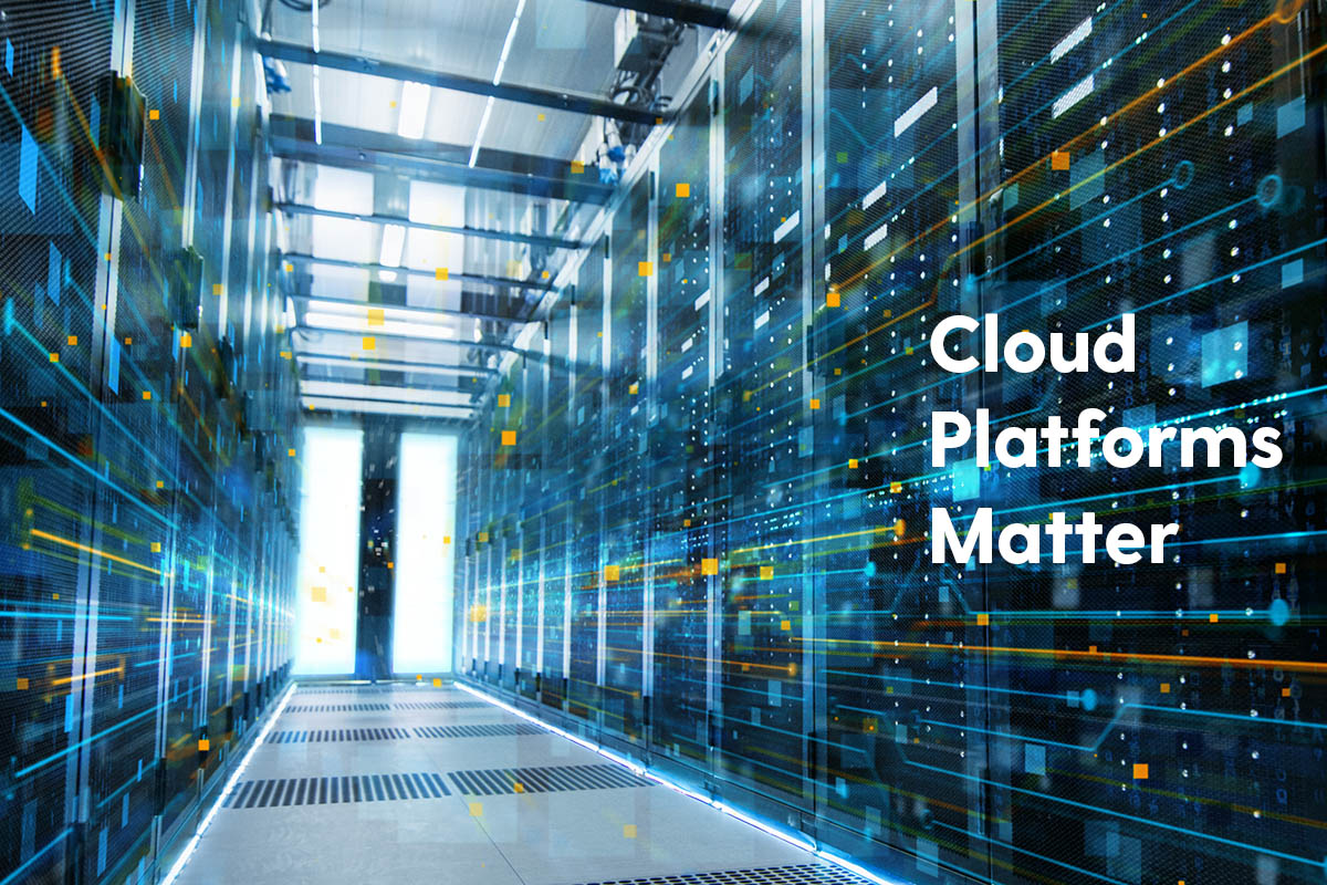 Cloud Platforms Matter - 12 Reasons Why the Salesforce Platform is Great for ERP