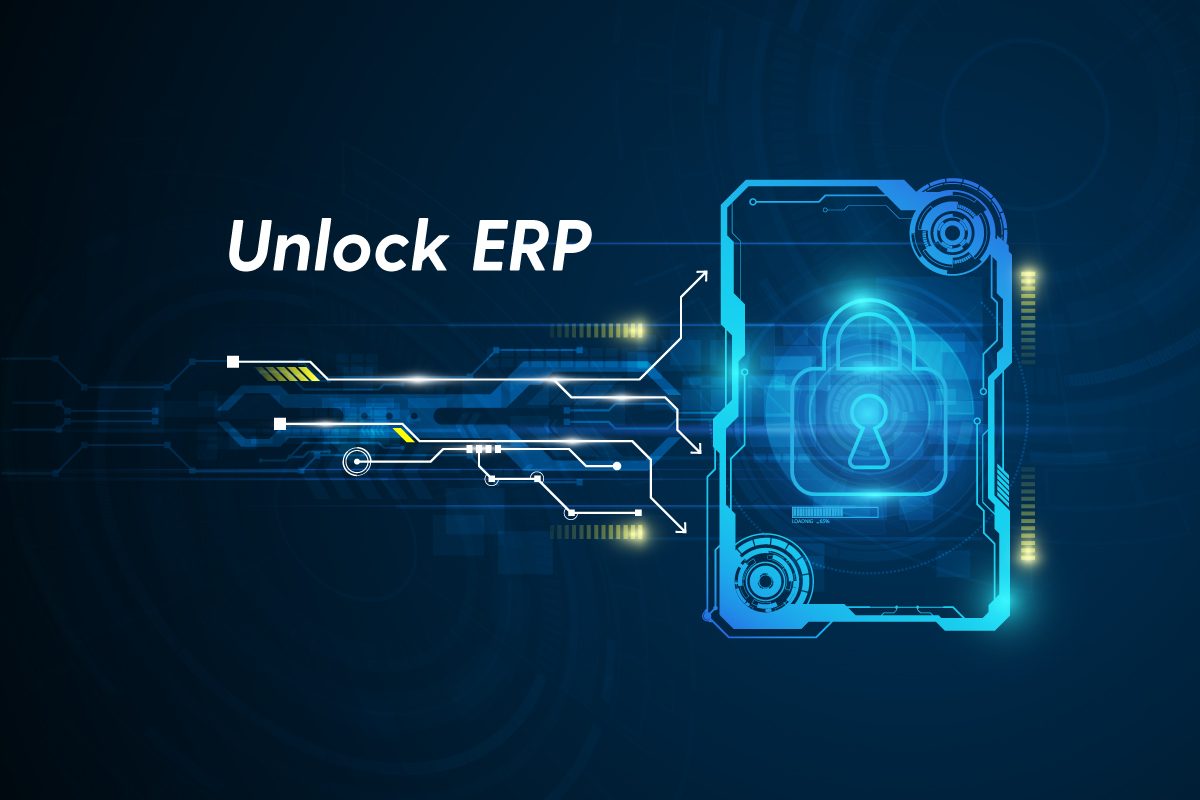 Unlock ERP on the Salesforce Platform