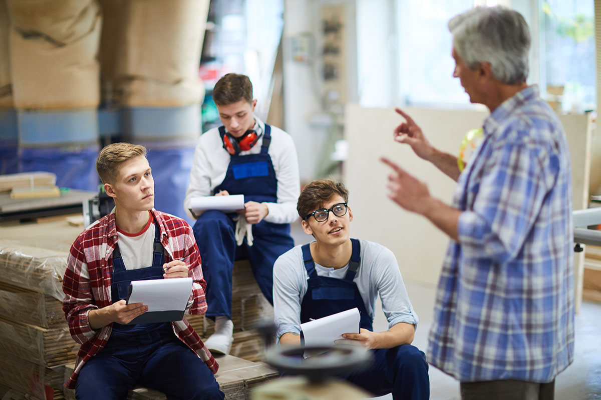 Solving the Manufacturing Workforce Crisis