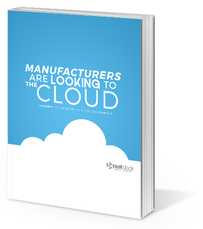 Manufacturers Are Looking To The Cloud