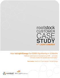 1st Light Energy Case Study