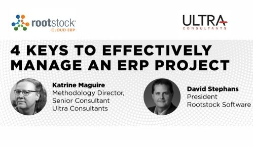 4 Keys to Effectively Manage an ERP Project Resource Center